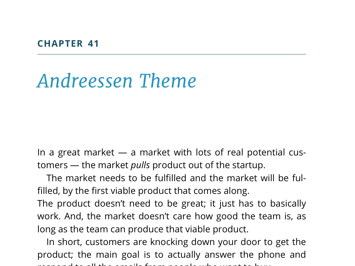 Screenshot of Andreessen