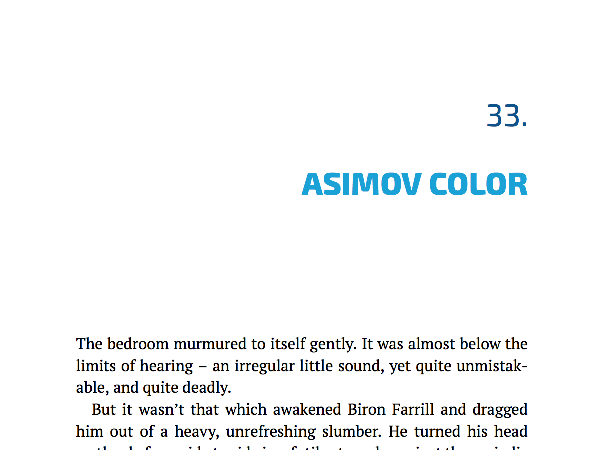 Screenshot of Asimov Color