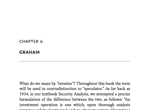 Named for Benjamin Graham, this classic theme with some modern elements is suitable for serious non-fiction, academic non-fiction, and literary fiction.