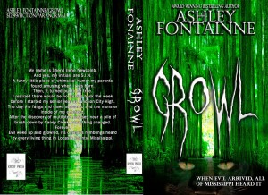 Growl book cover