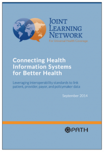 PATH health info cover