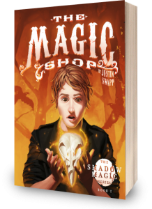 The Magic Shop cover