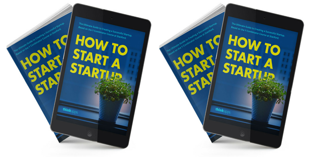How to Start a Startup-The Book (1)