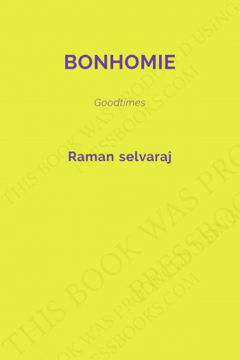 Cover image for BONHOMIE