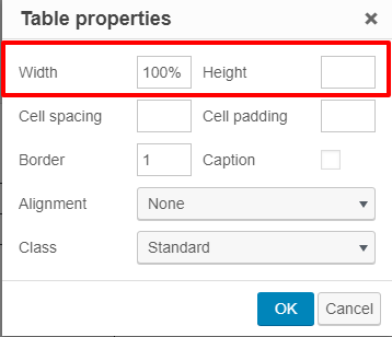 Tables & Textboxes – Pressbooks User Guide