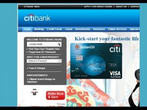 Citibank Online Sign In >> Citi Card Online Sign Up Guide For Users Citi Card Online Sign Up