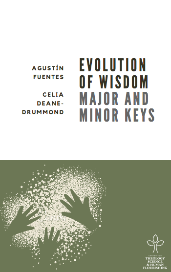 Cover image for Evolution of Wisdom: Major and Minor Keys