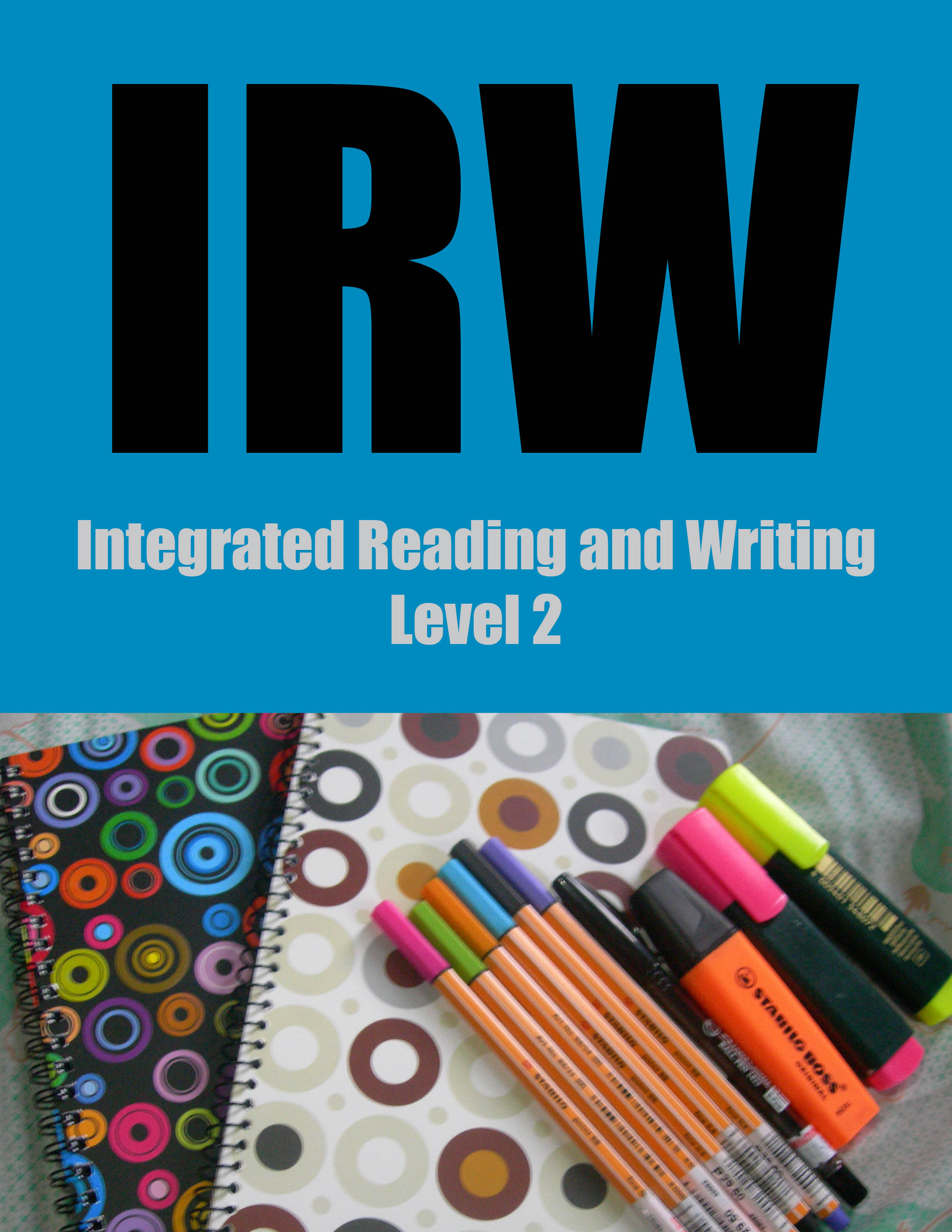 Cover image for Integrated Reading and Writing Level 2