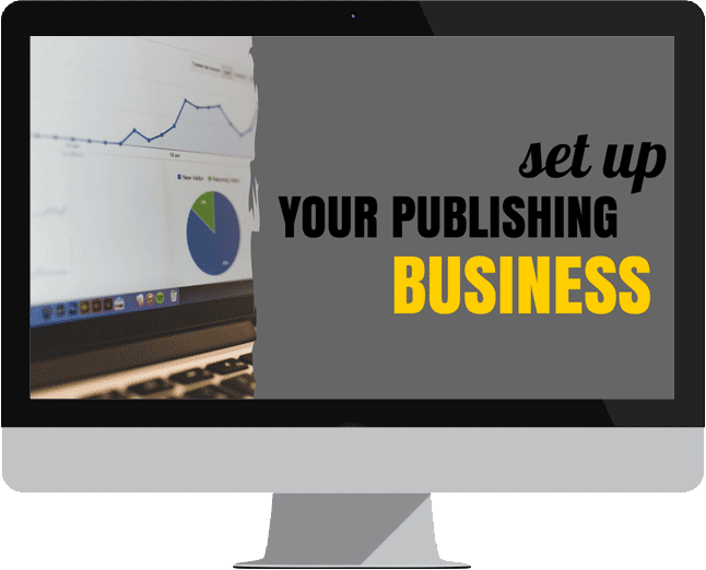 How to set up your author publishing business