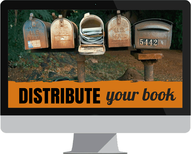 How to Distribute Your Book