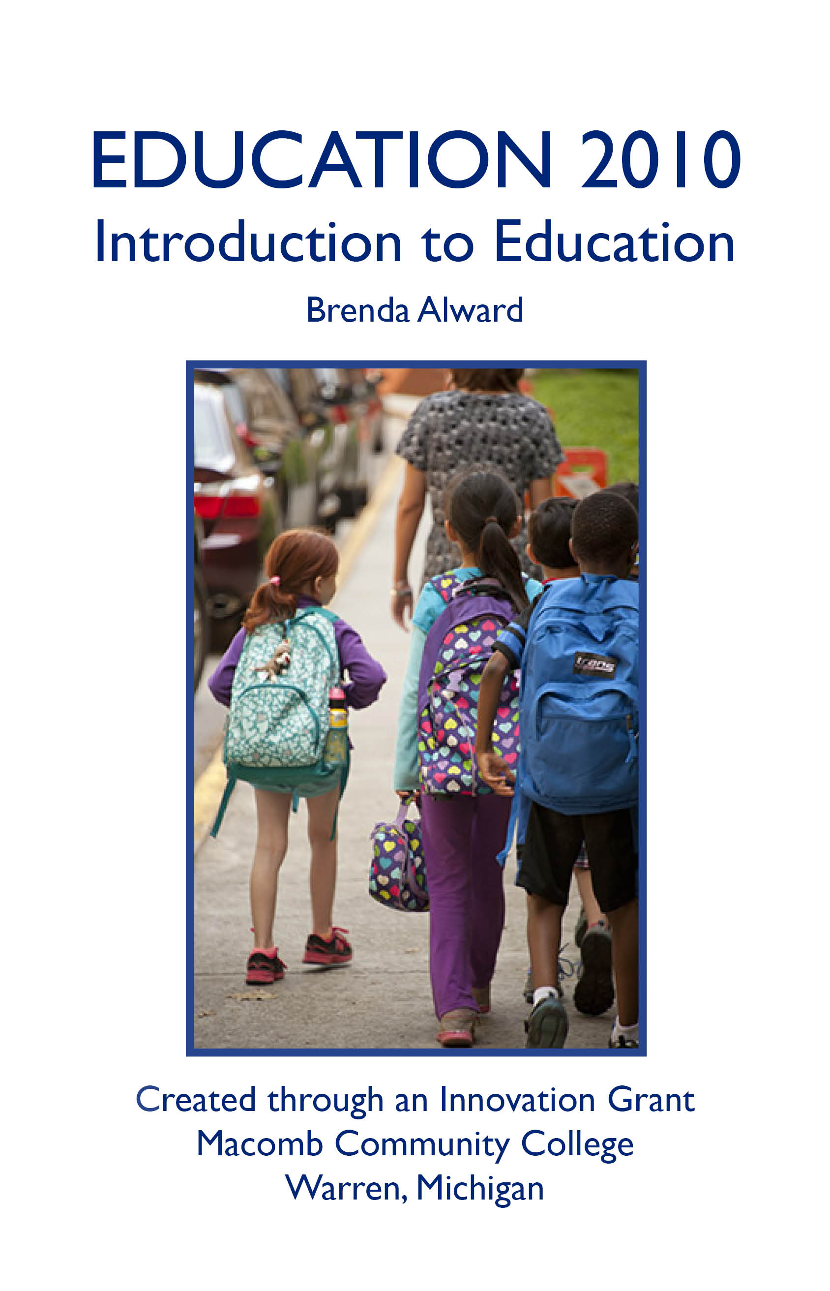 Cover image for Education 2010