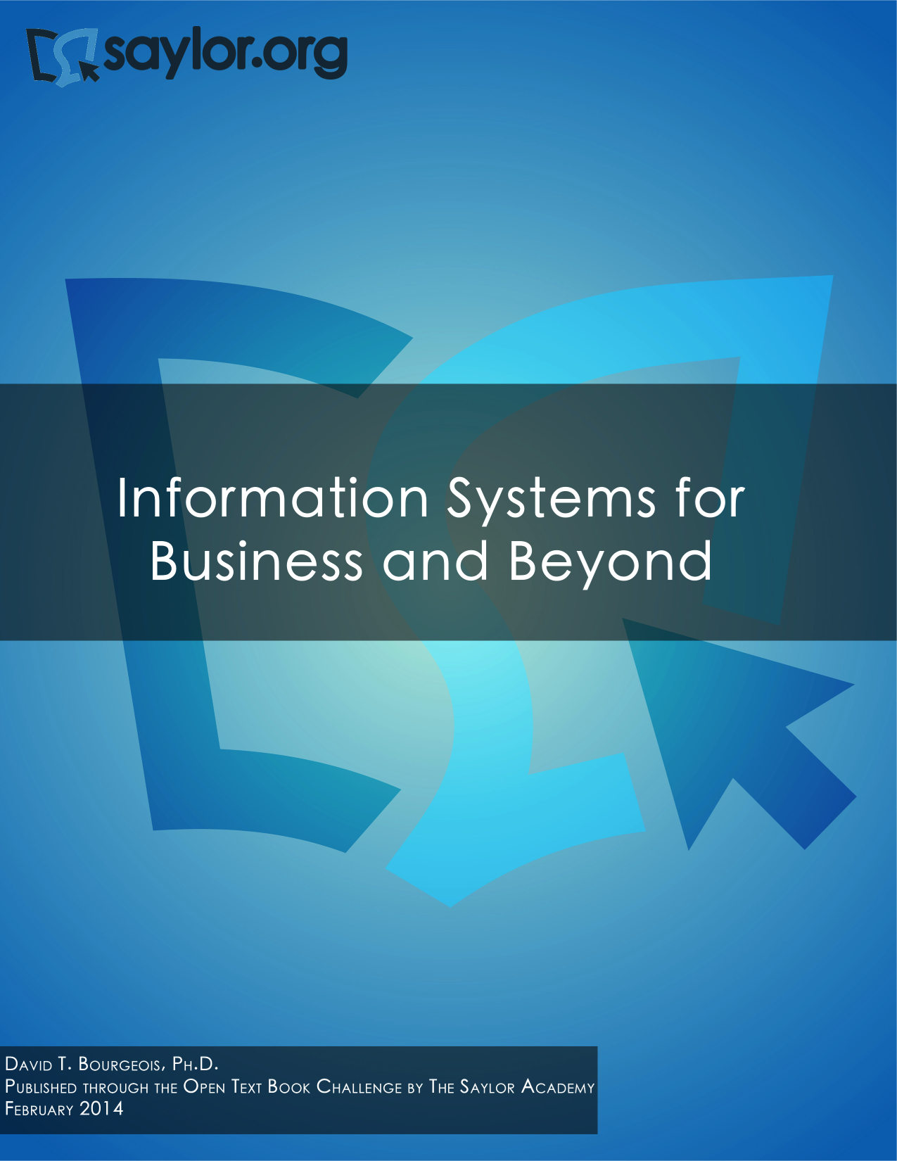 Cover image for Information Systems for Business and Beyond