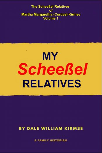 Cover image for My Scheeßel Relatives - Vol 1