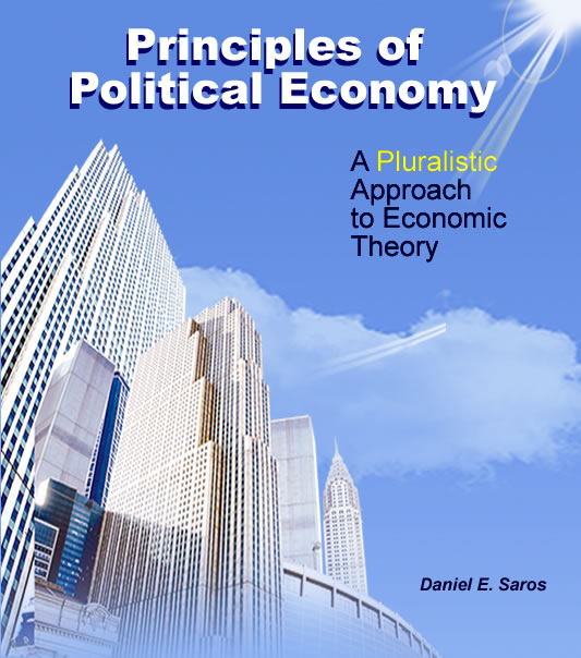 Cover image for Principles of Political Economy, 3e