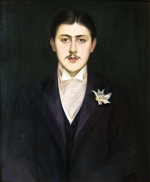 Charles-Émile Blanche: Proust a los 21 años, 1892