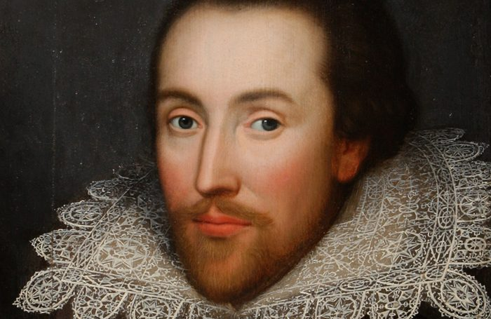 Cobbe: retrato de Shakespeare, ca.1623