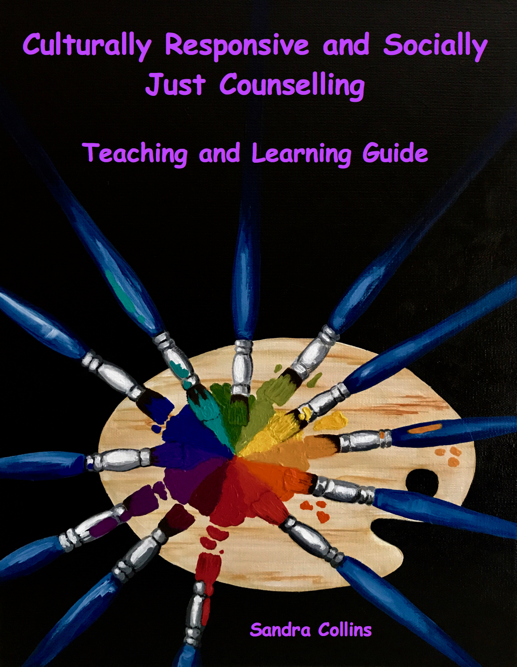 Cover image for Culturally Responsive and Socially Just Counselling