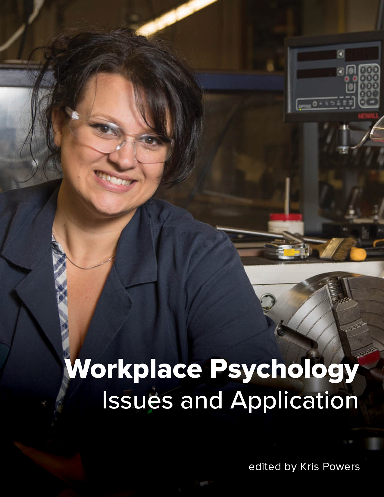 Cover image for Workplace Psychology