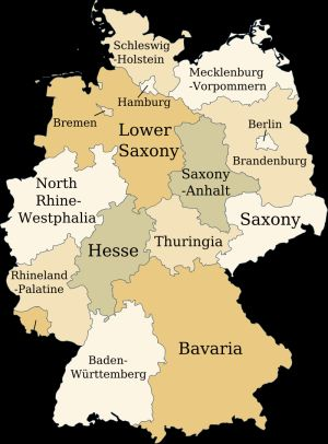States of Germany