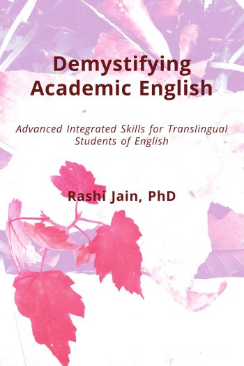 Cover image for Demystifying Academic English