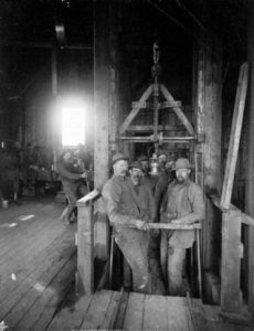 Central City miners
