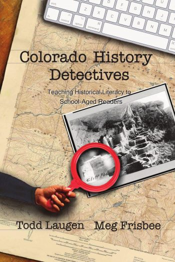 Cover image for Colorado History Detectives
