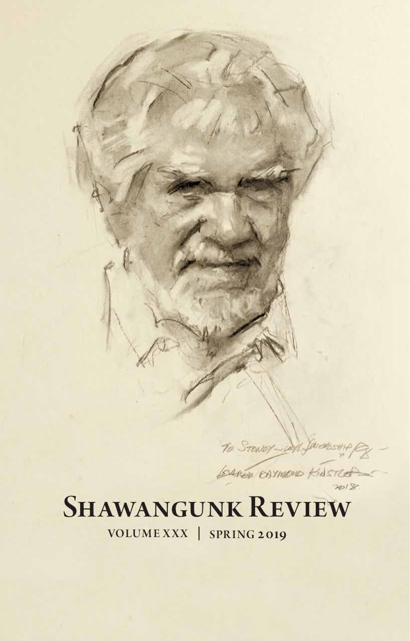 Cover image for Shawangunk Review Volume XXX