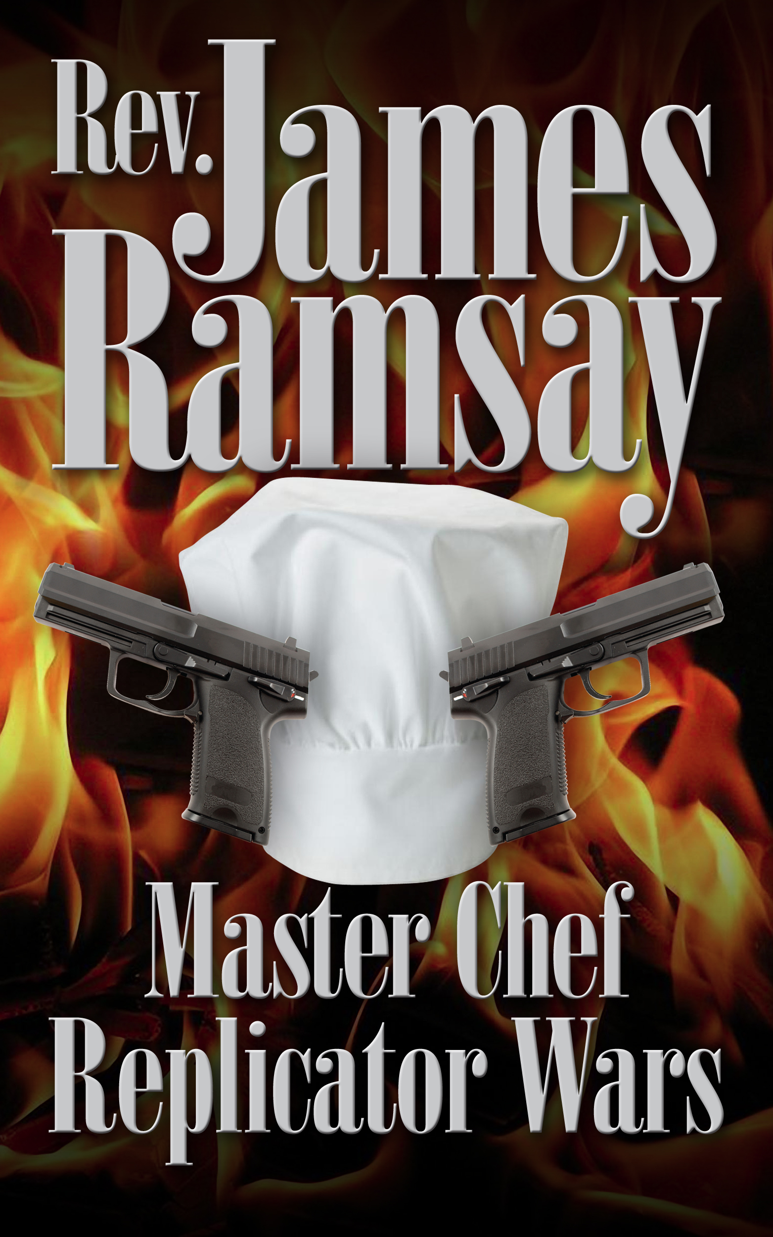 Cover image for Master Chef Replicator Wars