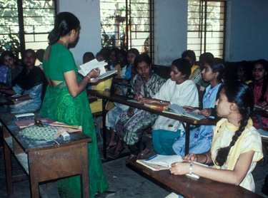 All-Girls School in Bangalore