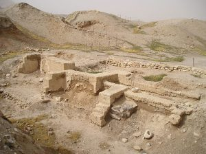 Archaeologists working at the ancient city of Jericho
