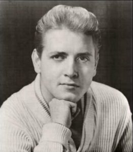 Headshot of Eddie Cochran.