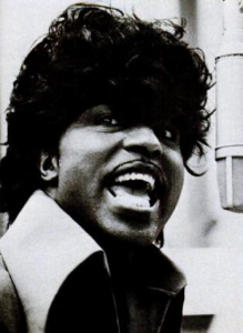 Little Richard headshot.