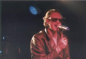 Layne Staley of Alice in Chains.