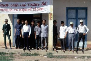 land-to-the-tiller program and rural resource mobilization in the Mekong Delta of South Vietnam