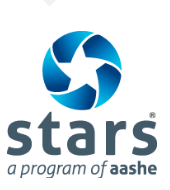 """<img src=""""Stars.png"""" alt=""""graphic of logo of the STARS program from the Association for the advancement of sustainability in higher education"""">"""