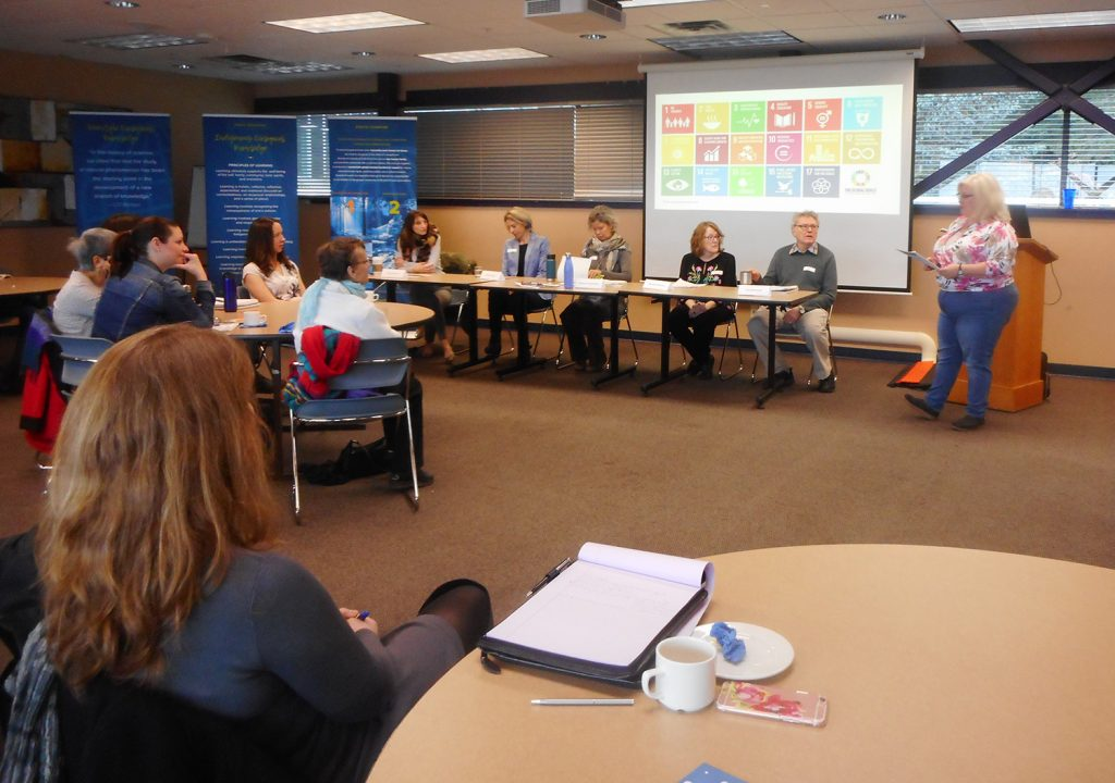 """<img src=""""VIU_Sustainability_Curricula2.jpg"""" alt=""""Picture of several people in a workshop"""">"""