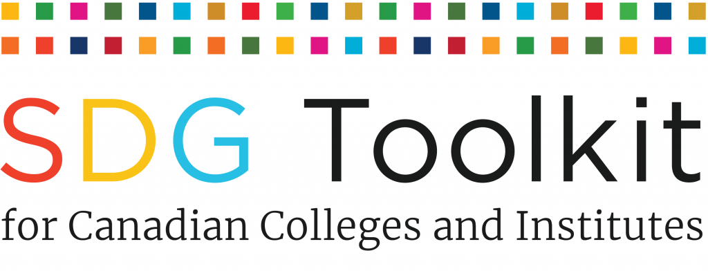 """<img src=""""intro_title"""" alt=""""Image of the title of the book SDG Toolkit for Canadian Colleges and Institutes"""">"""
