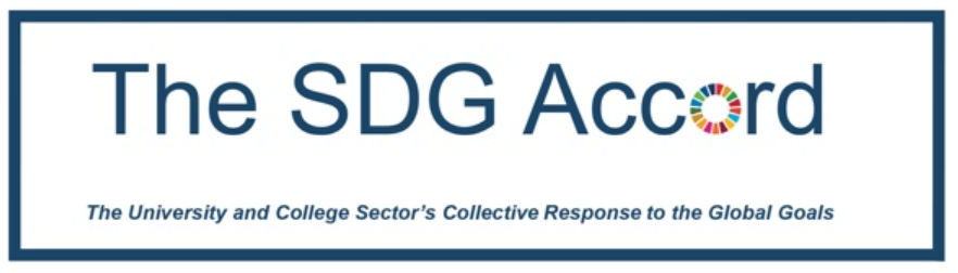 SDG Accord - the university and college sector collective response to the global goals