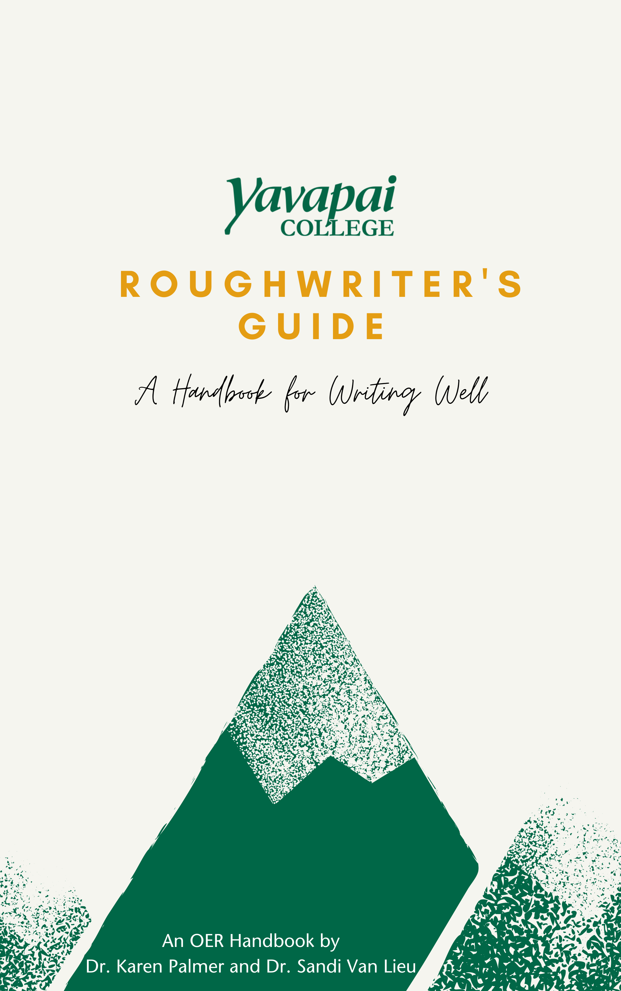 Cover image for The RoughWriter's Guide