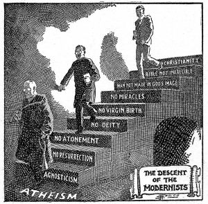 Descent of the. Modernists by EJ Pace