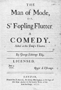 Image of the Front Cover of the Play