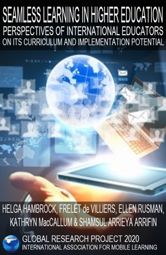 Cover image for Seamless Learning in Higher Education