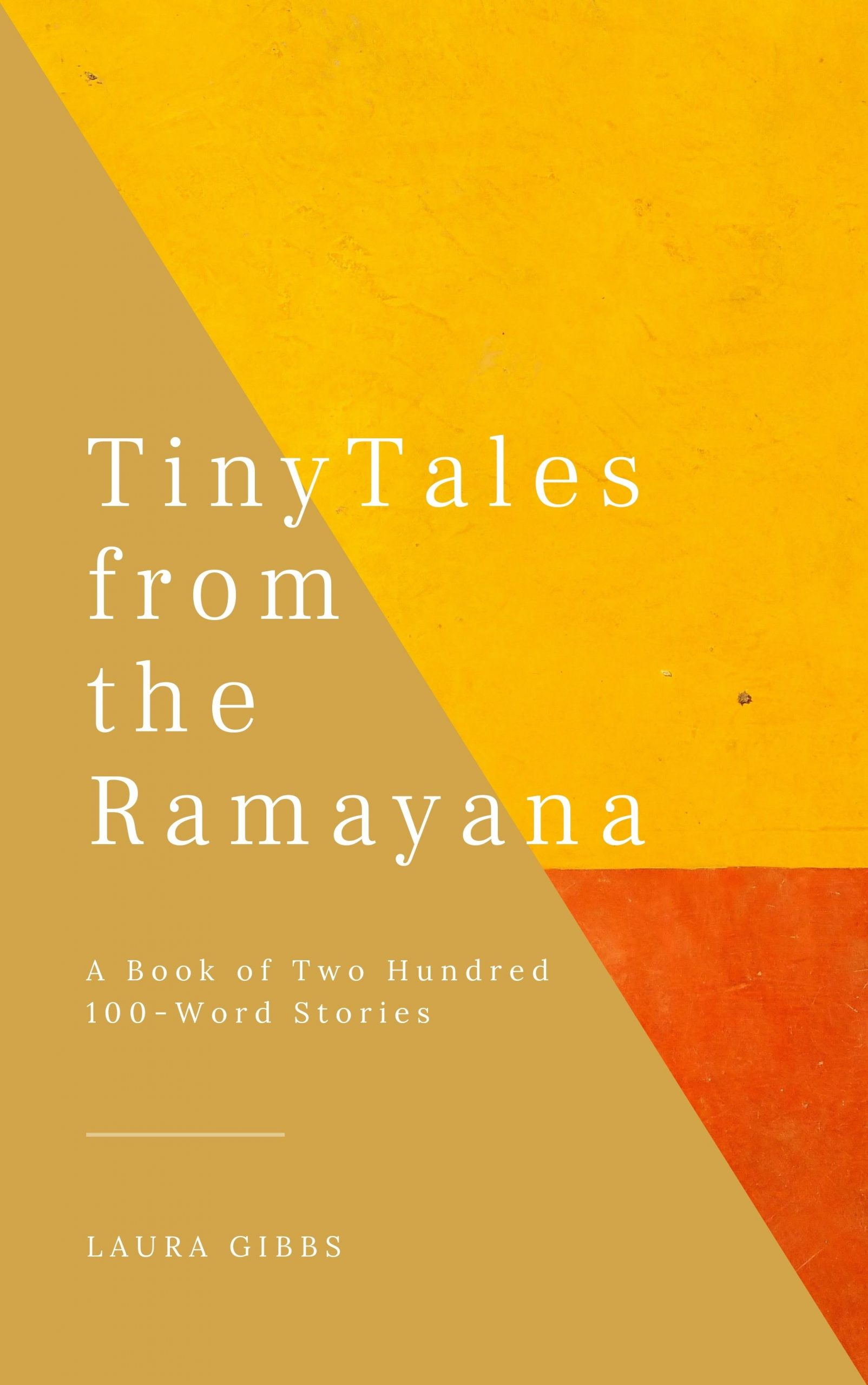 Cover image for Tiny Tales from the Ramayana