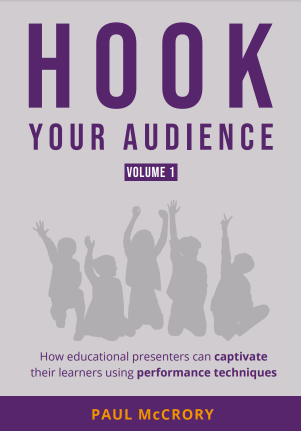 Cover image for Hook Your Audience (volume 1)