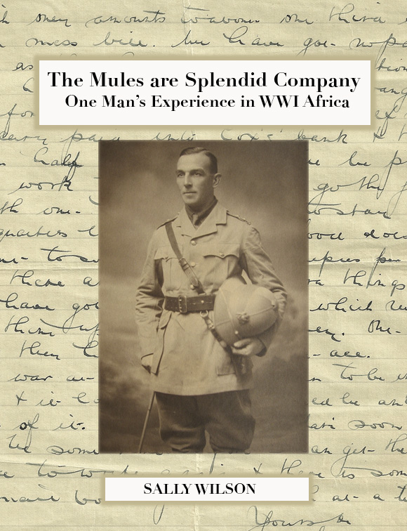 Cover image for The Mules are Splendid Company