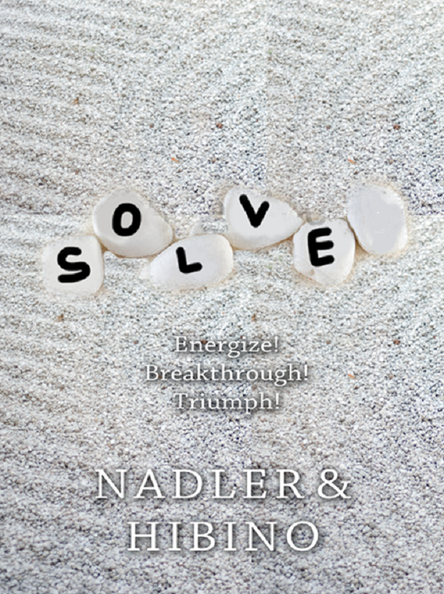Cover image for Solve