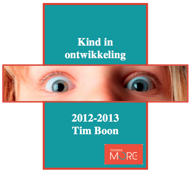 Cover image for Kind in ontwikkeling
