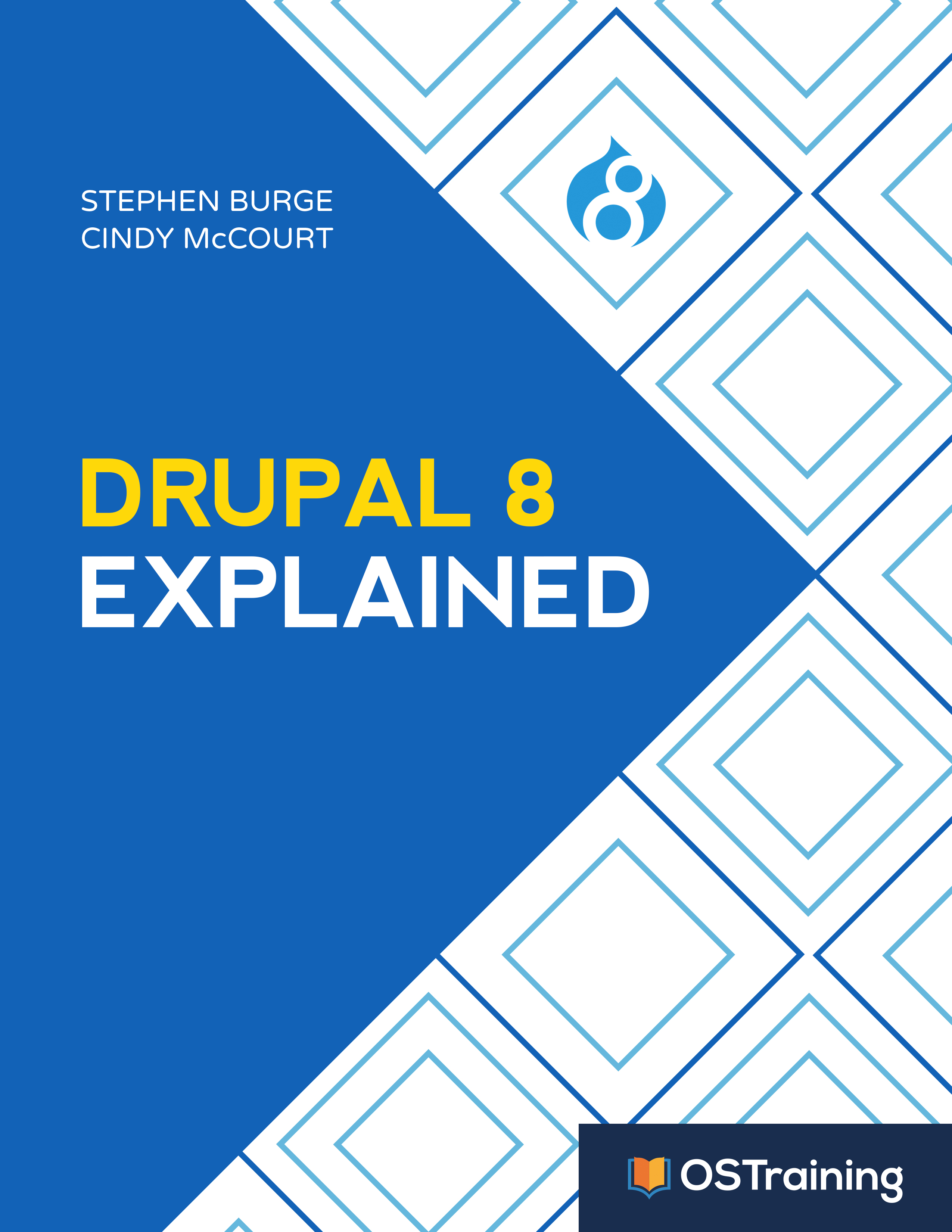 Cover image for Drupal 8 Explained