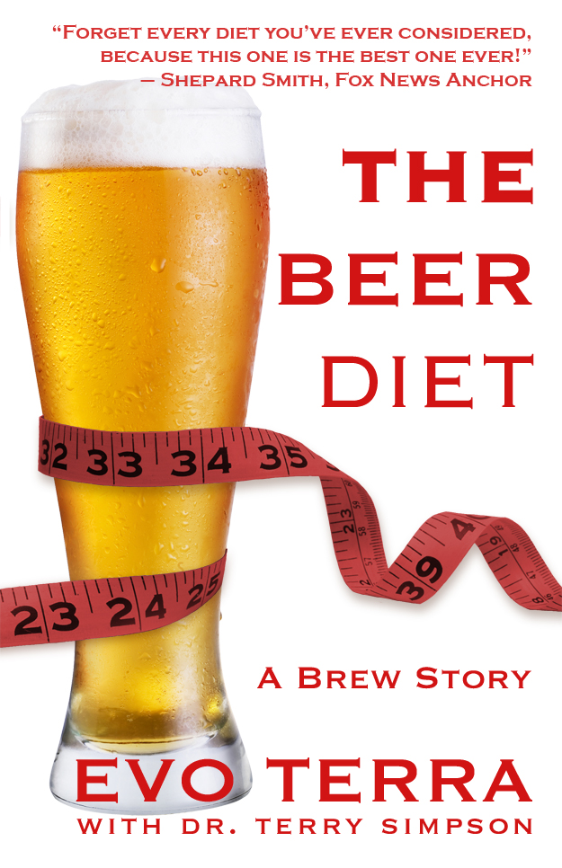 Cover image for The Beer Diet (A Brew Story)