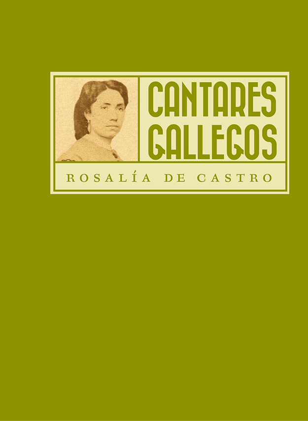Cover image for Cantares Gallegos